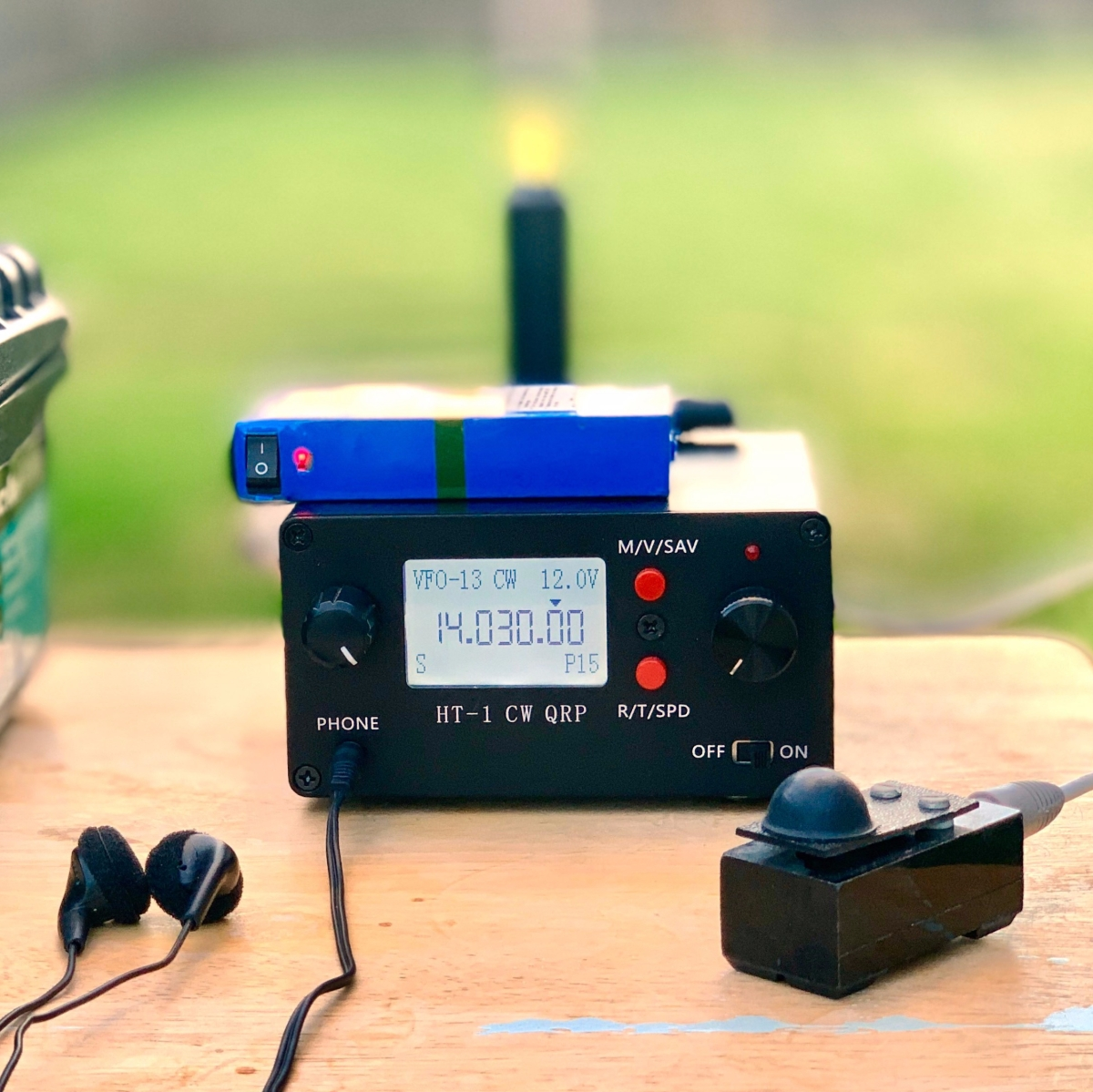 HT-1A Dual Band CW QRP Ham Radio Transceiver – The Tech Examiner