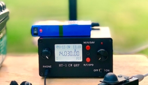 KN-Q7A SSB 20m Ham Radio QRP Transceiver Kit – The Tech Examiner